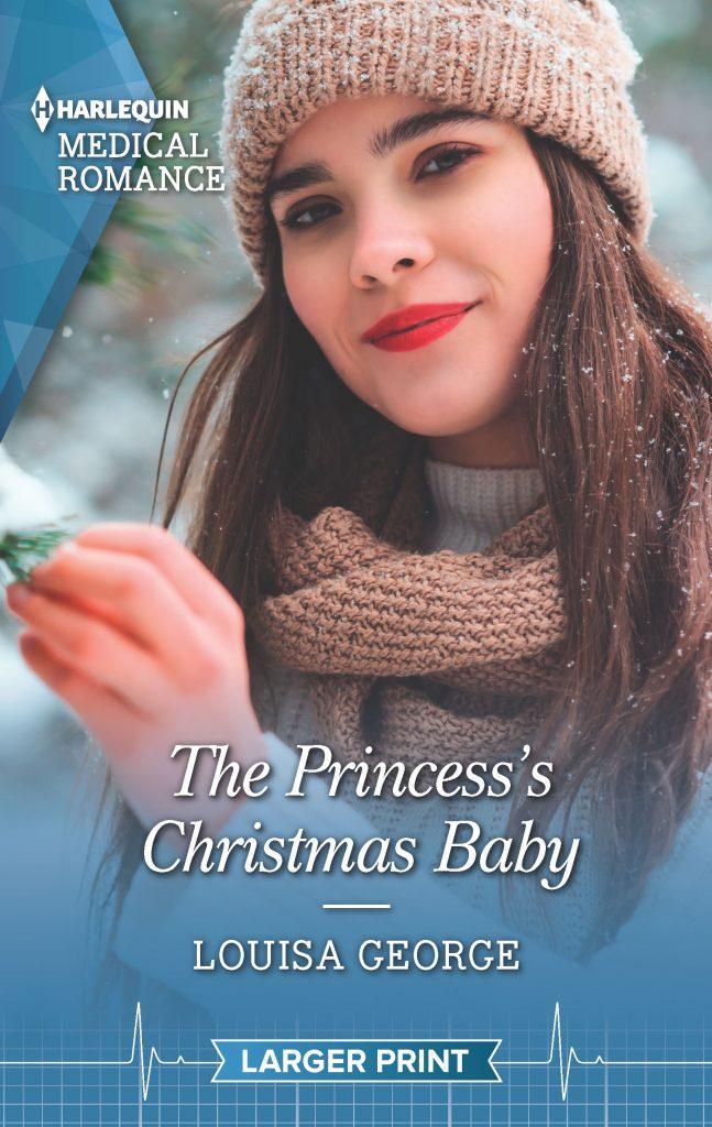 Princess' Xmas Baby